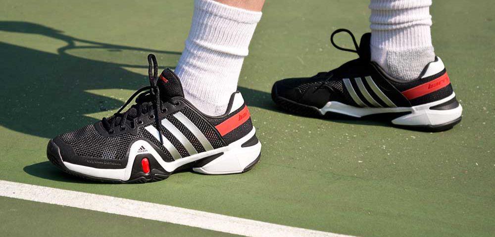 3696dca92d Qual o calçado ideal para cada tipo de quadra de tênis  Publicado por Pró  Spin ...