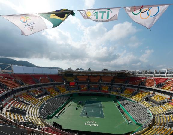 Tênis nas Olimpíadas