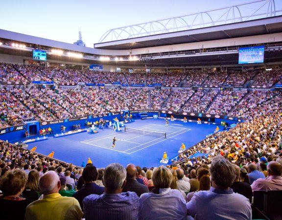 circuito de tênis