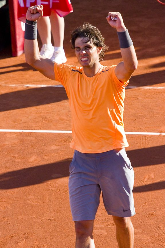 Rafael Nadal campeão