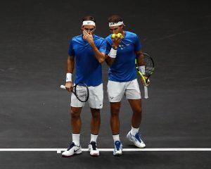 Dupla Federer/Nadal