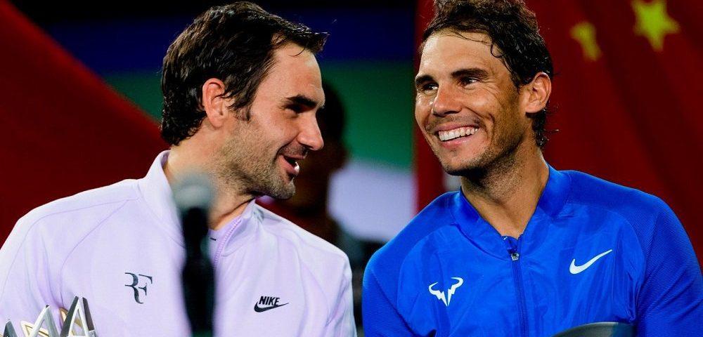 Raquete do Federer
