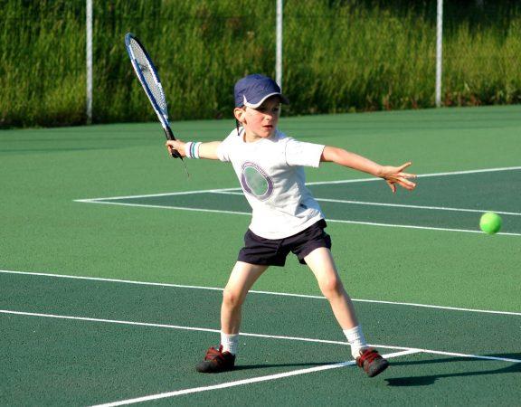 Começar a jogar tênis