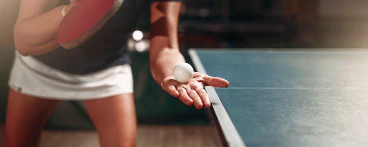 Tênis de mesa: dicas para cuidar da mesa