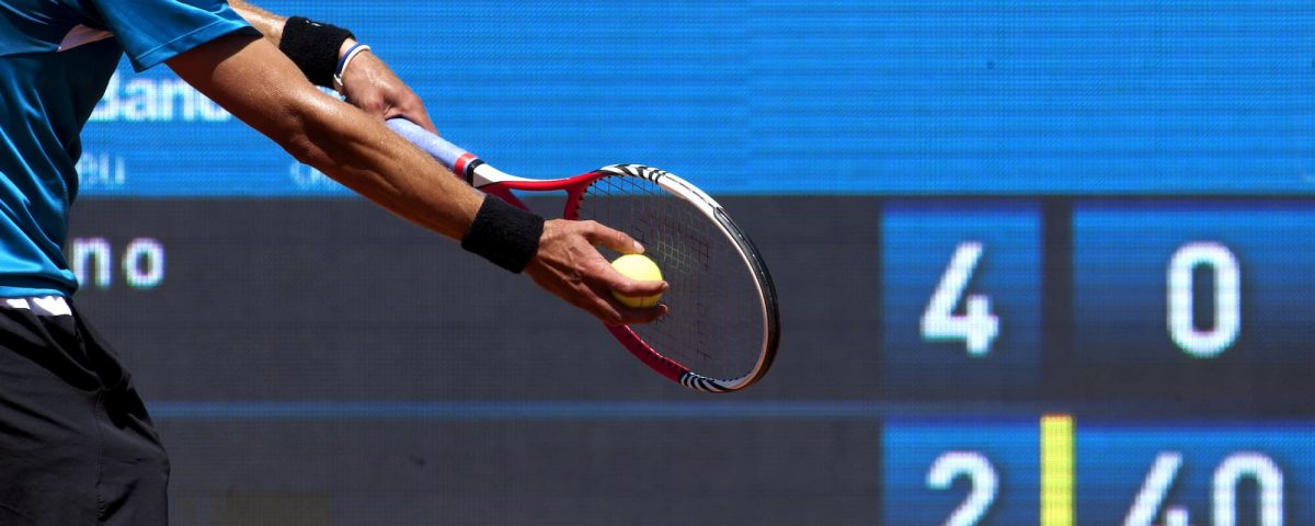 De onde saiu o 15-30-40 na contagem do tênis?